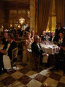 Irina Gorbachev and Bernie Ecclestone.  Crillon 2004 Debutante Ball. Crillon Hotel. Paris. 26 November 2004. ONE TIME USE ONLY - DO NOT ARCHIVE  © Copyright Photograph by Dafydd Jones 66 Stockwell Park Rd. London SW9 0DA Tel 020 7733 0108 www.dafjones.com