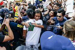 October 25, 2018 - Mexico-City, Mexico - Motorsports: FIA Formula One World Championship 2018, Grand Prix of Mexico, .#44 Lewis Hamilton (GBR, Mercedes AMG Petronas Motorsport) (Credit Image: © Hoch Zwei via ZUMA Wire)