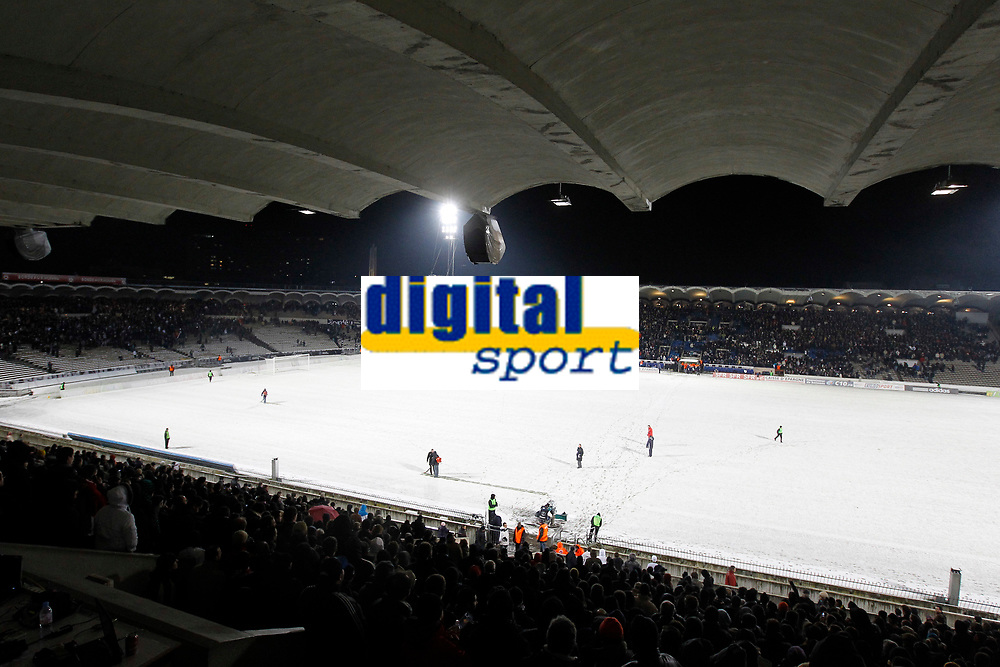 FOOTBALL - FRENCH CUP 2009/2010 - 1/8 FINAL - 10/02/2010 - GIRONDINS BORDEAUX v AS MONACO - PHOTO FRANCOIS FLAMAND / DPPI -<br /> AMBIANCE