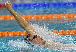 02-04-2015 NED: Swim Cup, Eindhoven<br /> Peter Bernek HUN 400m wissel<br /> Photo by Ronald Hoogendoorn / Sportida