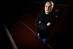 Urban Acman former Olympian during photoshoot on January 2nd, 2020 in Ljubljana, Stadium ZAK, Slovenia. Photo By Grega Valancic / Sportida
