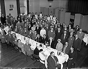 Church Bell Ringers visit Guinness .24/05/1958