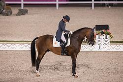 Ferrer-Salat Beatriz, ESP, Elegance, 123<br /> Olympic Games Tokyo 2021<br /> © Hippo Foto - Dirk Caremans<br /> 27/07/2021