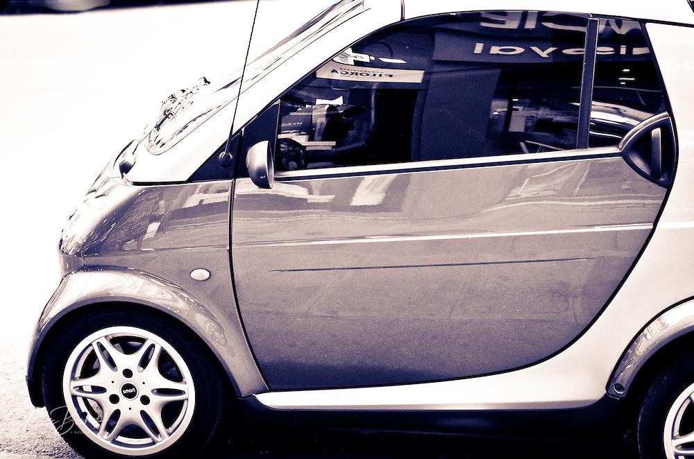 Smart Car, Paris, France