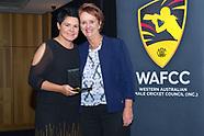WACA Karen Read Medal 2017