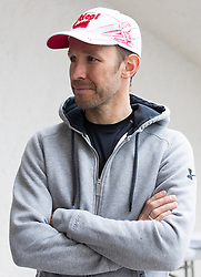 23.05.2016, Hotel Ambach, Kaltern, AUT, OeSV, Nordische Kombination, Trainingslager, im Bild Trainer Christoph Bieler // Coach Christoph Bieler during a Photocell of Austrian Ski federation Nordic Combined Team at the Hotel Ambach, Kaltern, Italy on 2015/05/23. EXPA Pictures © 2016, PhotoCredit: EXPA/ Johann Groder