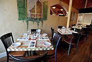 FALMOUTH -- 010312 -- The dining room at La Cucina Sul Mare. Christine Hochkeppel/Cape Cod Times 010312ch01