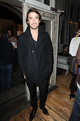ROBERT KONJIC at a party to celebrate the 1st anniversary of Alice Temperley's label held at Paradise, Kensal Green, London W10 on 25th November 2010.