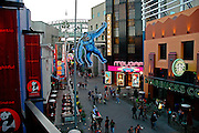 Shopping and Dining at Universal City Walk in LA