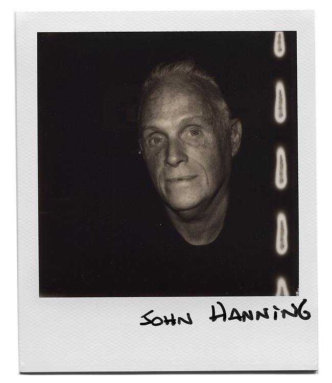 Farewell to New York: John Hanning