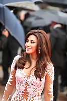 Najwa Karam arriving at the Vous N'Avez Encore Rien Vu gala screening at the 65th Cannes Film Festival France. Monday 21st May 2012 in Cannes Film Festival, France.