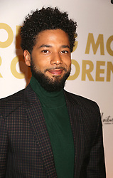 January 29, 2018 - New York City, New York, U.S. - Actor, singer JUSSIE SMOLLETT attends the National Cares Mentoring Movement 'For the Love of Our Children' Gala held at the Ziegfeld Ballroom. (Credit Image: © Nancy Kaszerman/ZUMA Wire)