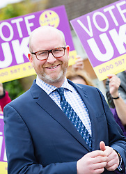 May 6, 2017 - Burgh Le March, Lincs, United Kingdom - Image ©Licensed to i-Images Picture Agency. 06/05/2017. Burgh le March, United Kingdom. UKIP Leader Paul Nuttall on the Campaign Trail. The Guest House. Picture by Terry Harris / i-Images (Credit Image: © Terry Harris/i-Images via ZUMA Press)