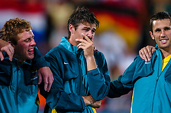 27-08-2004 GRE: Olympic Games day 15, Athens<br /> Hockey finale mannen Nederland - Australie 1-2 / Aussies