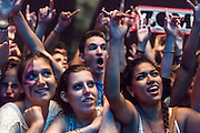 MTV Beach Festival  2012 in Madrid