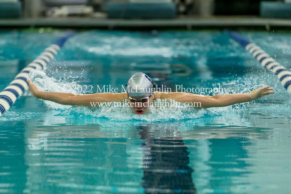 November 22, 2019 New York, NY<br /> Columbia University women's swimming and diving v. Harvard University.<br /> 2019 Mike McLaughlin<br /> https://mclaughlin.photoshelter.com/<br /> Mike McLaughlin