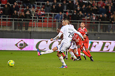 Ligue 2: Valenciennes vs Strasbourg 6 Mar 2017