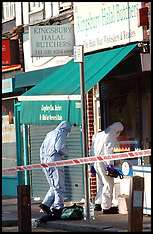 Police Officers Stabbed in North London