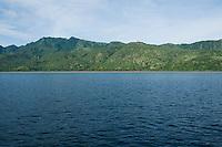 Southeast coast of Atauro Island, Timor-Leste (East Timor)