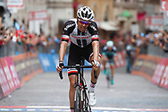 Tom Dumoulin (NED - Team Sunweb) during the 101th Tour of Italy, Giro d'Italia 2018, stage 11, Assisi - Osimo 156 km on May 16, 2018 in Italy - Photo Luca Bettini / BettiniPhoto / ProSportsImages / DPPI