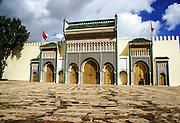 Royal Palace, Fes, Morocco