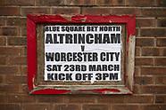 2013 Altrincham v Worcester City
