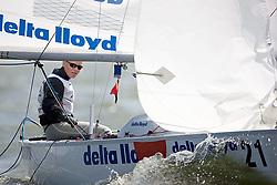 08_002735 © Sander van der Borch. Medemblik - The Netherlands,  May 24th 2008 . Day 4 of the Delta Lloyd Regatta 2008.