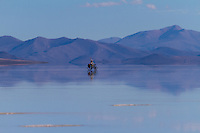 Biking Salar de Coipasa <br />