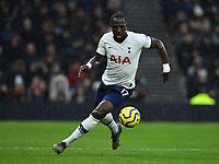 Football - 2019 / 2020 Premier League - Tottenham Hotspur vs. Brighton & Hove Albion<br /> <br /> Tottenham Hotspur's Moussa Sissoko in action, at The Tottenham Hotspur Stadium.<br /> <br /> COLORSPORT/ASHLEY WESTERN