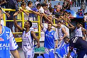 Team Banco di Sardegna Dinamo Sassari<br /> 7° Torneo City of Cagliari<br /> Banco di Sardegna Dinamo Sassari - Fiat Auxilium Torino<br /> Cagliari, 16/09/2017<br /> Foto L.Canu / Ciamillo-Castoria