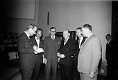 1966 - Shock Symposium at UCD, Belfield, Dublin