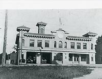 1914 Fire Station on Cahuenga Ave.