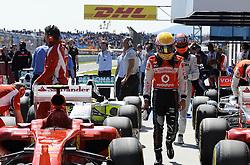 06.05.2011, Istanbul-Park-Circuit, Istanbul, TUR, Großer Preis der Türkei / Istanbul, RACE 04 Training, im Bild  Fernando Alonso (ESP),  Scuderia Ferrari .   EXPA Pictures © 2011, PhotoCredit: EXPA/ nph/   poleposition.at   (bitte als Fotovermerk angeben)        ****** only for AUT, POL & SLO ******