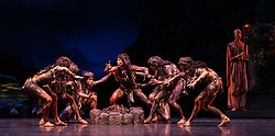 La Bayadere <br /> A ballet in three acts <br /> Choreography by Natalia Makarova <br /> After Marius Petipa <br /> The Royal Ballet <br /> At The Royal Opera House, Covent Garden, London, Great Britain <br /> General Rehearsal <br /> 30th October 2018 <br /> <br /> STRICT EMBARGO ON PICTURES UNTIL 2230HRS ON THURSDAY 1ST NOVEMBER 2018 <br /> <br /> <br /> Photograph by Elliott Franks Royal Ballet's Live Cinema Season - La Bayadere is being screened in cinemas around the world on Tuesday 13th November 2018 <br /> --------------------------------------------------------------------