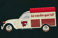 The Citroën 2CV is the symbol of the French car industry and French society. Here Jan Keteleer has painted a nice version of the Citroën 2CV together with that other French symbol, the French cheese under which the brand La Vache Qui Rit is legendary. -<br /> <br /> BUY THIS PRINT AT<br /> <br /> FINE ART AMERICA<br /> ENGLISH<br /> https://janke.pixels.com/featured/citroen-2cv-van-1970-jan-keteleer.html<br /> <br /> WADM / OH MY PRINTS<br /> DUTCH / FRENCH / GERMAN<br /> https://www.werkaandemuur.nl/nl/shopwerk/Citroen-2CV-Van-1970/585032/132<br /> <br /> <br /> -
