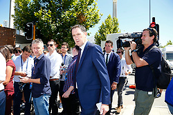 Cricket Australia CEO James Sutherland during day one of the Ashes Test match at the WACA Ground, Perth.