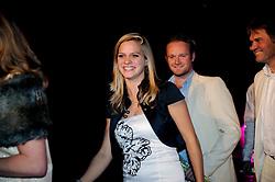 14-12-2009 ALGEMEEN: TOPSPORT GALA AMSTERDAM: AMSTERDAM<br /> Hockey Amsterdam sportploeg van het jaar - Kitty van Male<br /> ©2009-WWW.FOTOHOOGENDOORN.NL