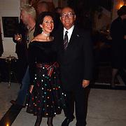 Uitreiking Beau Monde Awards, Edgar Vos en