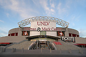 NCAA Basketball-Thomas & Mack Center-Feb 3, 2021
