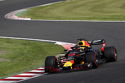 October 6, 2018 - Suzuka, Japan - Motorsports: FIA Formula One World Championship 2018, Grand Prix of Japan, .World Championship 2018 Grand Prix Japan#3 Daniel Ricciardo (AUS, Red Bull Racing) (Credit Image: © Hoch Zwei via ZUMA Wire)