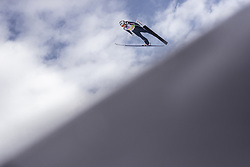 02.03.2019, Seefeld, AUT, FIS Weltmeisterschaften Ski Nordisch, Seefeld 2019, Skisprung, Mixed Team, Probesprung, im Bild Juliane Seyfarth of Germany // Juliane Seyfarth of Germany during the trial jump in the mixed team competition in ski jumping of nordic combination of FIS Nordic Ski World Championships 2019. Seefeld, Austria on 2019/03/02. EXPA Pictures © 2019, PhotoCredit: EXPA/ JFK