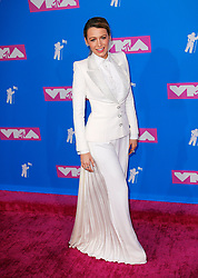 Blac Chyna, Blake Lively, Camila Cabello, Cardi B at the 2018 MTV Music Video Awards at Radio City Music Hall. 20 Aug 2018 Pictured: Blake Lively. Photo credit: FZS / MEGA TheMegaAgency.com +1 888 505 6342