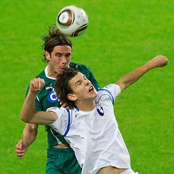 20100925: SLO, Football - PrvaLiga, NK Olimpija vs HIT Gorica