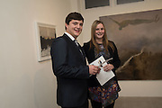 NAT BAILEY; AMELIA EDMONDSON; , Behind the Silence. private view  an exhibition of work by Paul Benney and Simon Edmondson. Serena Morton's Gallery, Ladbroke Grove, W10.  4 November 2015.