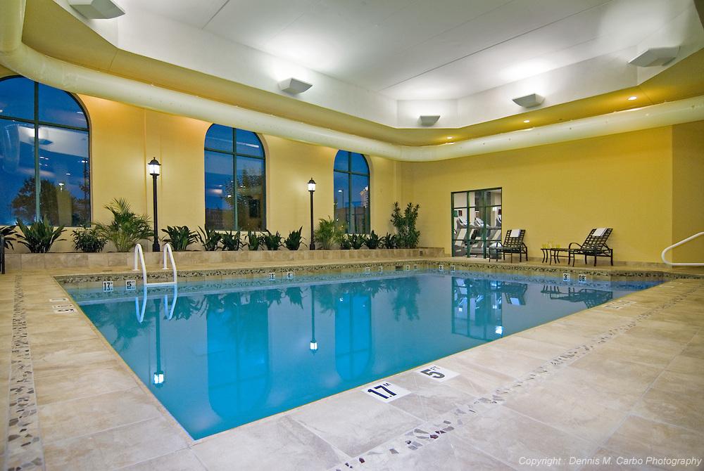 Detroit Marriott Pool