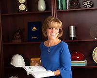 Debbie Hart. Business portraits taken at BioNJ in Trenton on Monday, September 17, 2018. / Russ DeSantis Photography and Video, LLC