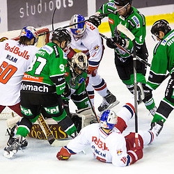 20141012: SLO, Ice Hockey - EBEL League, HDD Telemach Olimpija vs EC Red Bull Salzburg