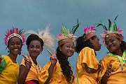 Local People<br /> Independence Day Celebration<br /> Biak Island<br /> West Papua<br /> Indonesia