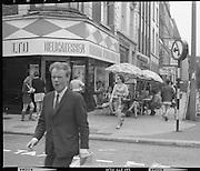Views of Dawson St..17/07/1970