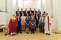 2016 Sept 21 Matriculation Eucharist - Berkeley Divinity School at Yale